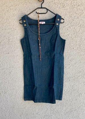 Jeanskleid Minikleid Strechkleid Jeans Kleid 40 L