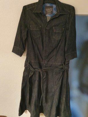 Jeanskleid mit 3/4 Arm von Esprit