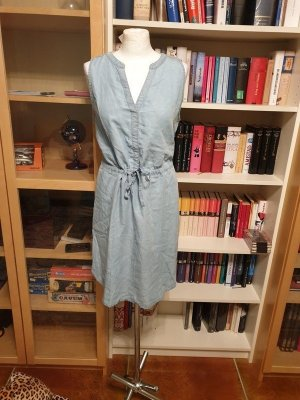 Jeanskleid Noisy may, Gr. M (38) hellblau Jeans Kleid Minikleid NEU