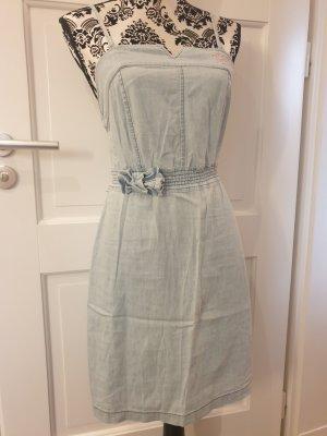 Jeanskleid Sommer Kleid Rebecca Bonbon Gr. 36 S