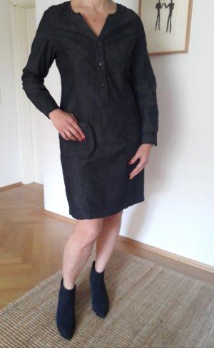 Boden Denim Dress dark blue cotton