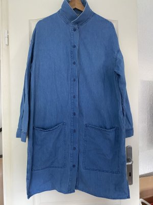 COS Sukienka koszulowa niebieski