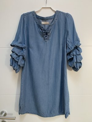 Cream Jeansjurk korenblauw-azuur