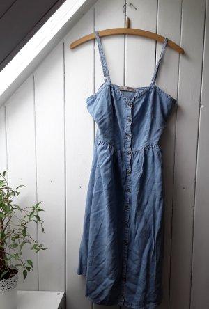 Denim Co. Jeansjurk staalblauw-korenblauw
