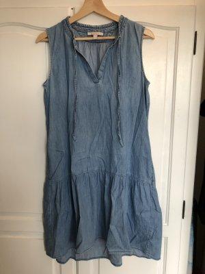 Esprit Jeansowa sukienka błękitny