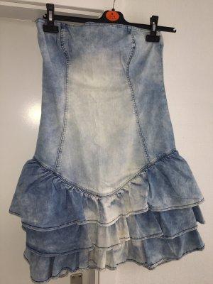 Jeanskleid von Fishbone, Größe: L