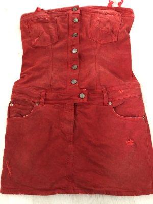 Jeanskleid von John Galliano