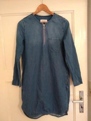 Marc O'Polo Robe en jean bleu