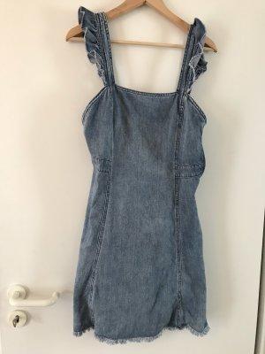 Only Jeansjurk blauw-korenblauw