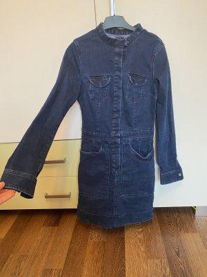 Pepe Jeans Jeansjurk donkerblauw