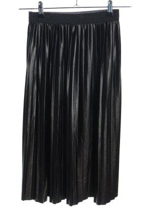 jeanskraft Plaid Skirt black casual look