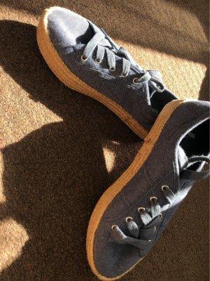 Jeanslook sneaker