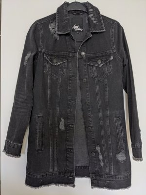 Amy & Ivy Denim Jacket black