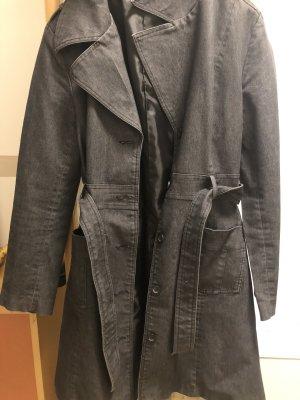 Divina Denim Jacket anthracite-black