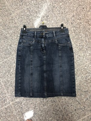 Biba Denim Skirt blue