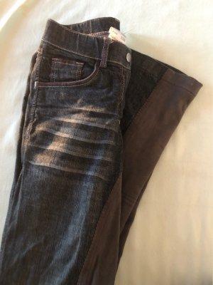 Jeansreithose
