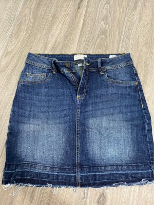 Bluemotion Gonna di jeans blu