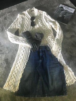 Hilfiger Denim Denim Skirt blue cotton