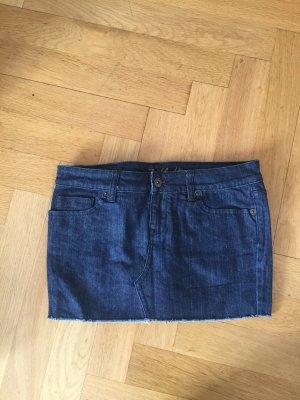 Zoo york Jupe en jeans bleu foncé