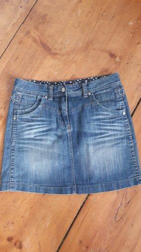 Cecil Gonna di jeans blu