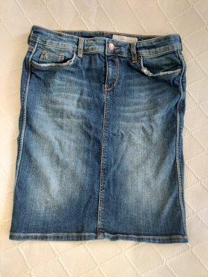 Esprit Denim Skirt cornflower blue