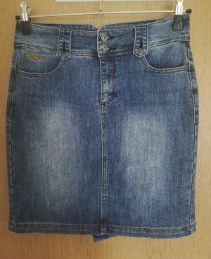 Arizona Denim Skirt steel blue