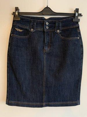 Arizona Denim Skirt dark blue-blue