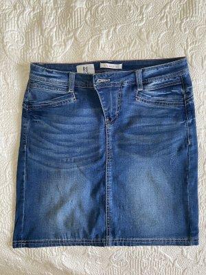 Street One Denim Skirt cornflower blue