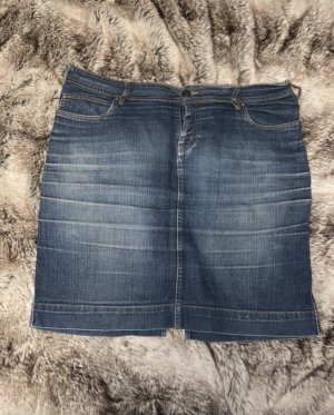 TCM Denim Skirt multicolored