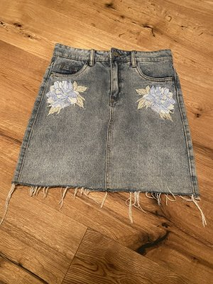 Takko Gonna di jeans azzurro