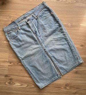 Levi's Denim Skirt light blue