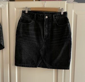 All Saints Gonna di jeans nero-antracite