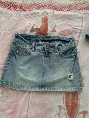 American Eagle Outfitters Denim Skirt azure