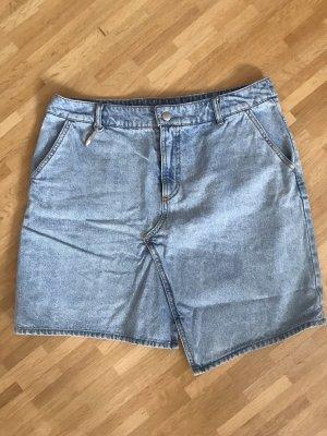 H&M Divided Denim Skirt azure