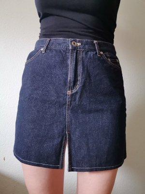Mavi Mini-jupe bleu foncé