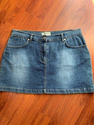 Blind Date Gonna di jeans blu acciaio