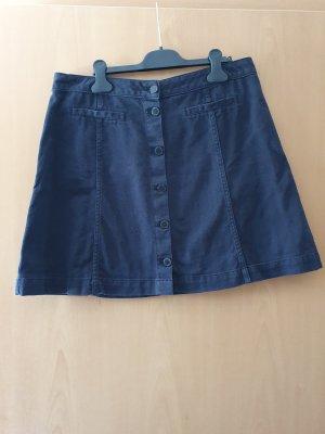 H&M Denim Skirt black
