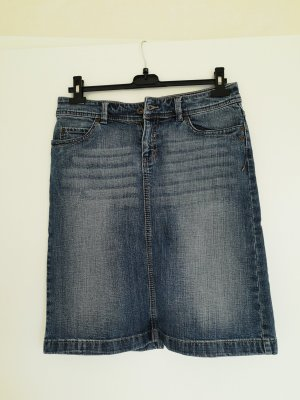 Esprit Gonna di jeans blu