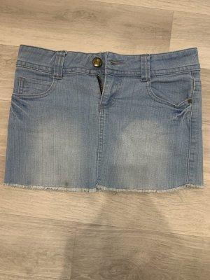 Tally Weijl Denim Skirt light blue