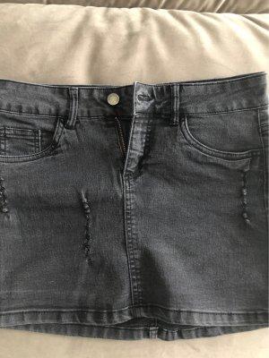 Jaqueline de Yong Mini-jupe noir