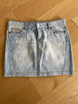Conleys Denim Skirt azure