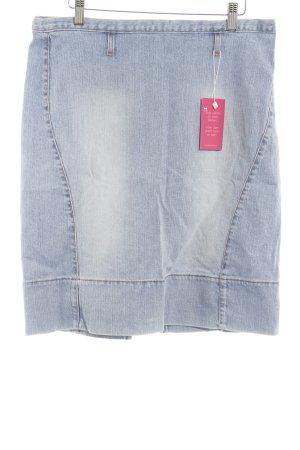 Jeansrock himmelblau 90ies-Stil