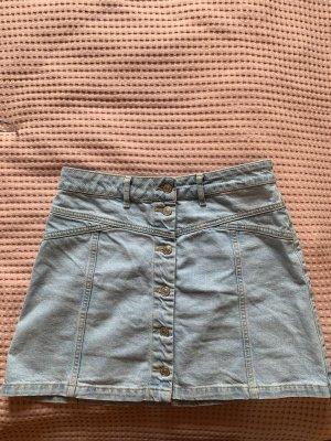 Topshop Jupe en jeans multicolore