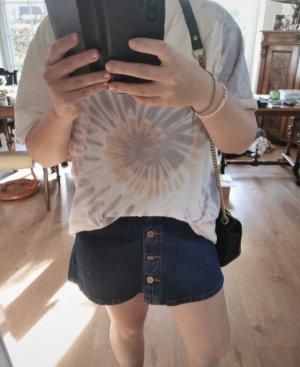 Jeansrock Knopfleiste vorn trendy