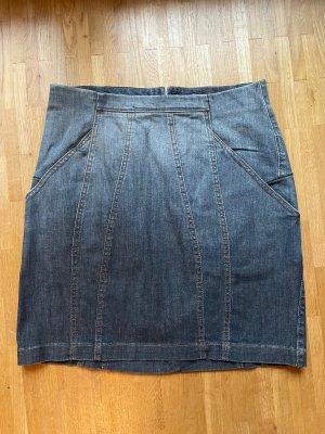 Jnby Gonna di jeans blu scuro