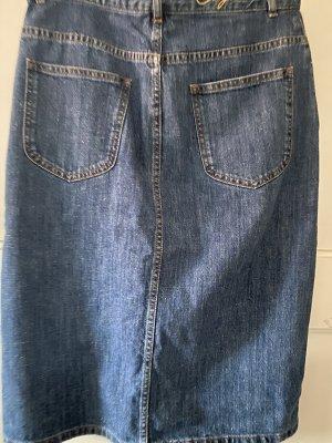 See by Chloé Gonna di jeans blu