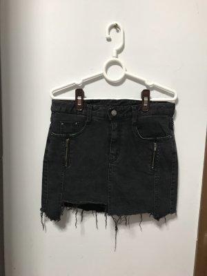 Jeansrock mit Zipper wie neu