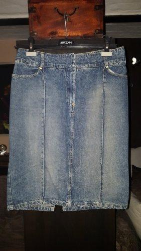 Patrizia Pepe Gonna di jeans blu