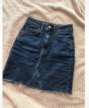 Jeansrock, sehr guter Zustand, XS