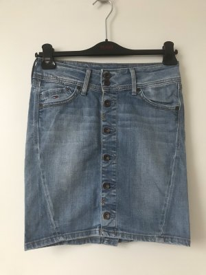 Tommy Hilfiger Gonna di jeans azzurro